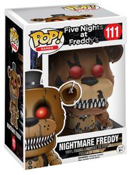 Nightmare Freddy Vinyl Figure 111