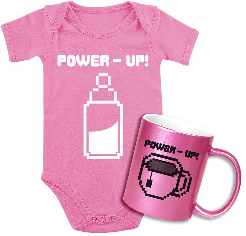 Babybody + Tasse Power Up!