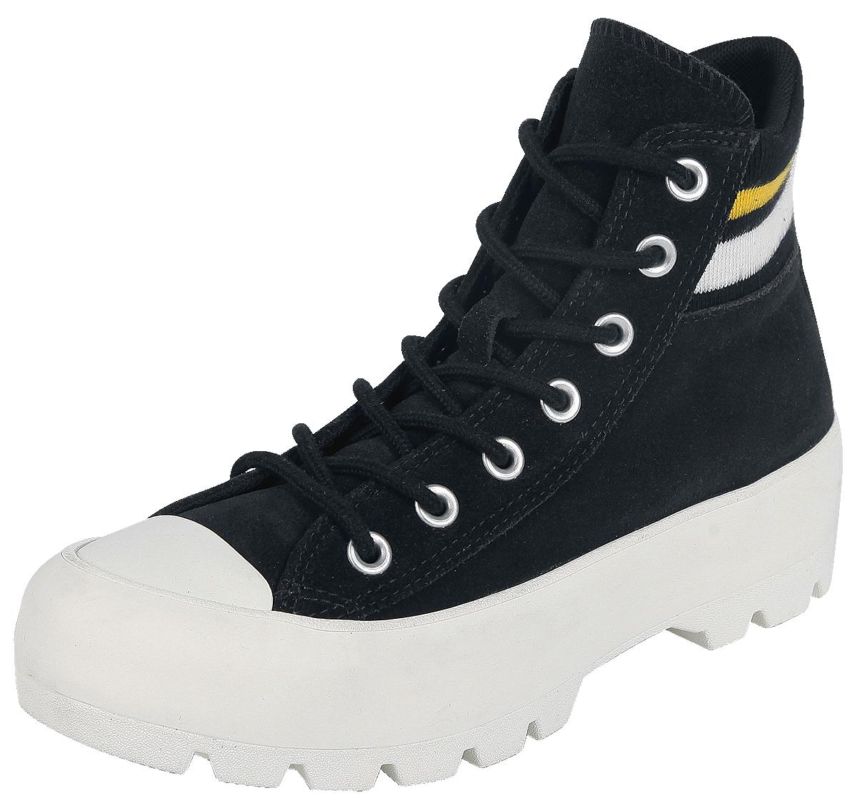 Converse - Chuck Taylor All Star Lugged Varsity Hi - Sneakers - black image