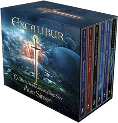 the 20th anniversary boxset