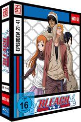 Bleach Box 2 (Episoden 21-41)