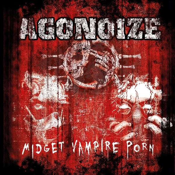 Image of Agonoize Midget vampire porn 2-CD Standard