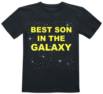 Family & Baby Best Son In The Galaxy