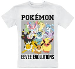 Evoli - Eevee Evolutions