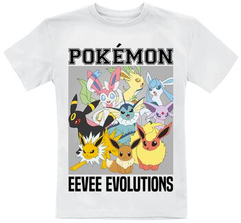 Evoli - Eevee Evolutions