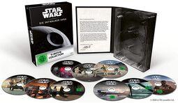 Star Wars 1-9 - Die Skywalker Saga