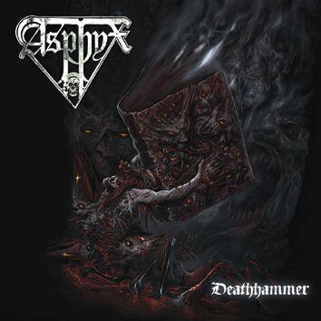 Image of Asphyx Deathhammer CD Standard