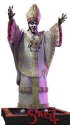 Rock Iconz Statue Papa Nihil