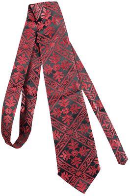 Wearing A Tie
