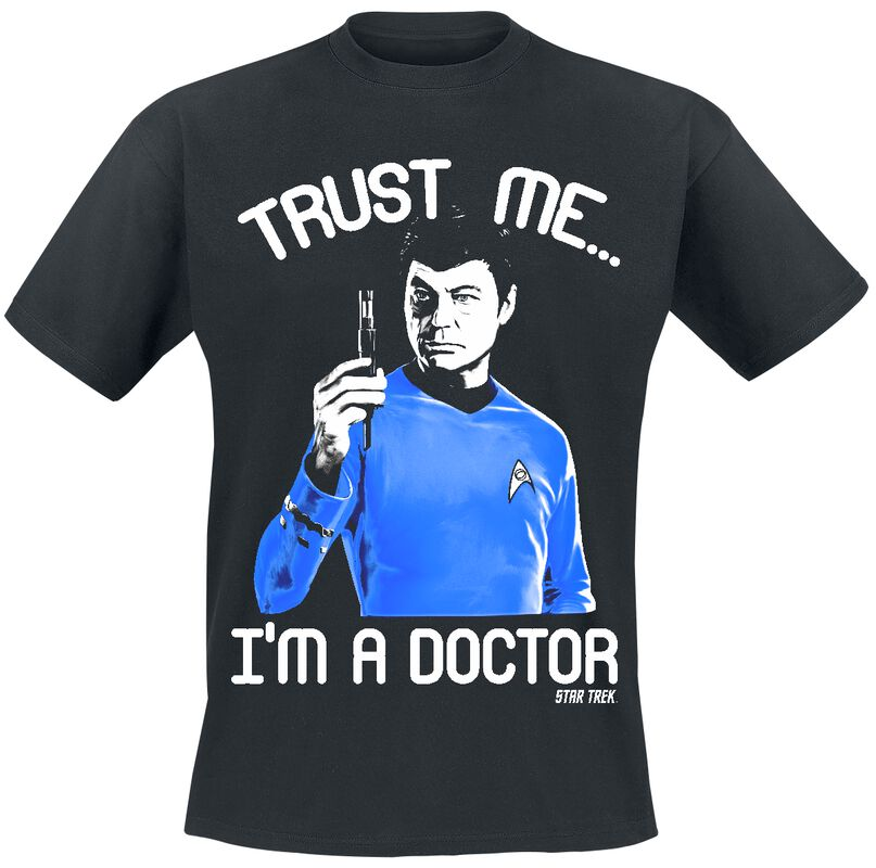 Trust Me, I´m A Doctor