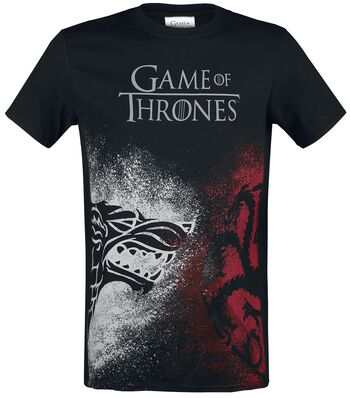 Stark And Targaryen Sigils - Face Off
