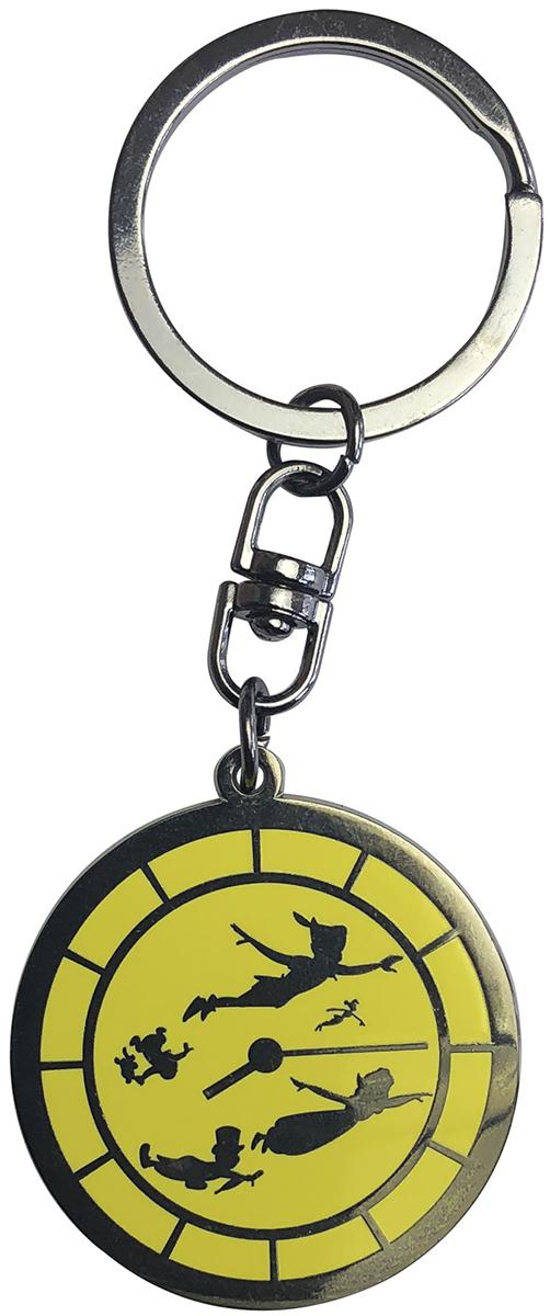 Peter Pan - Peter Pan - Schlüsselanhänger - gelb