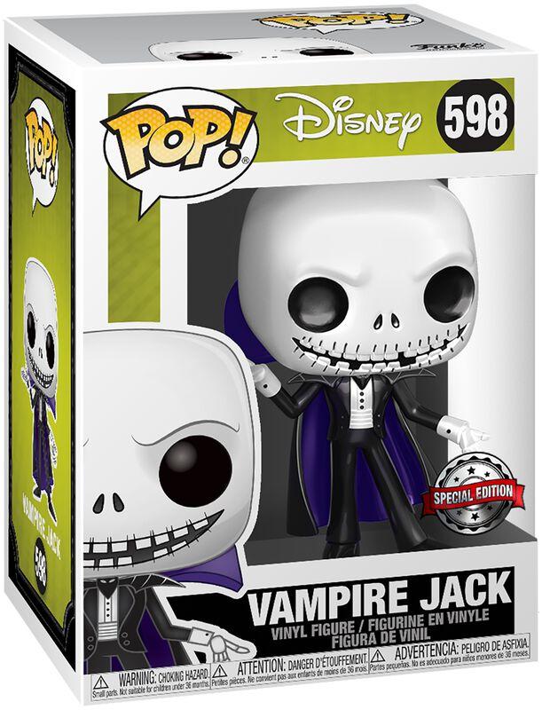 Vampire Jack (Metallic) Vinyl Figur 598