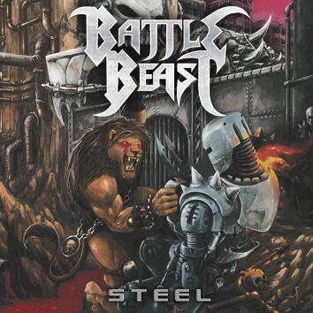 Image of Battle Beast Steel CD Standard