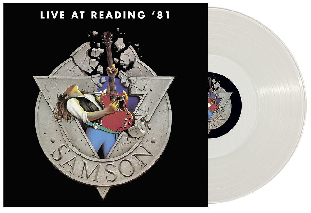 Live at Reading '81