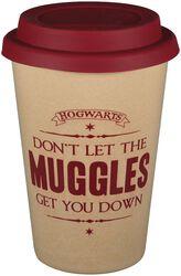 Muggles - Huskup Kaffee-Becher