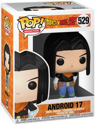 Z - Android 17 Vinyl Figure 529