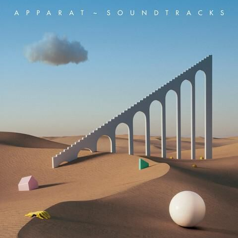 Image of Apparat Soundtracks 4-LP Standard