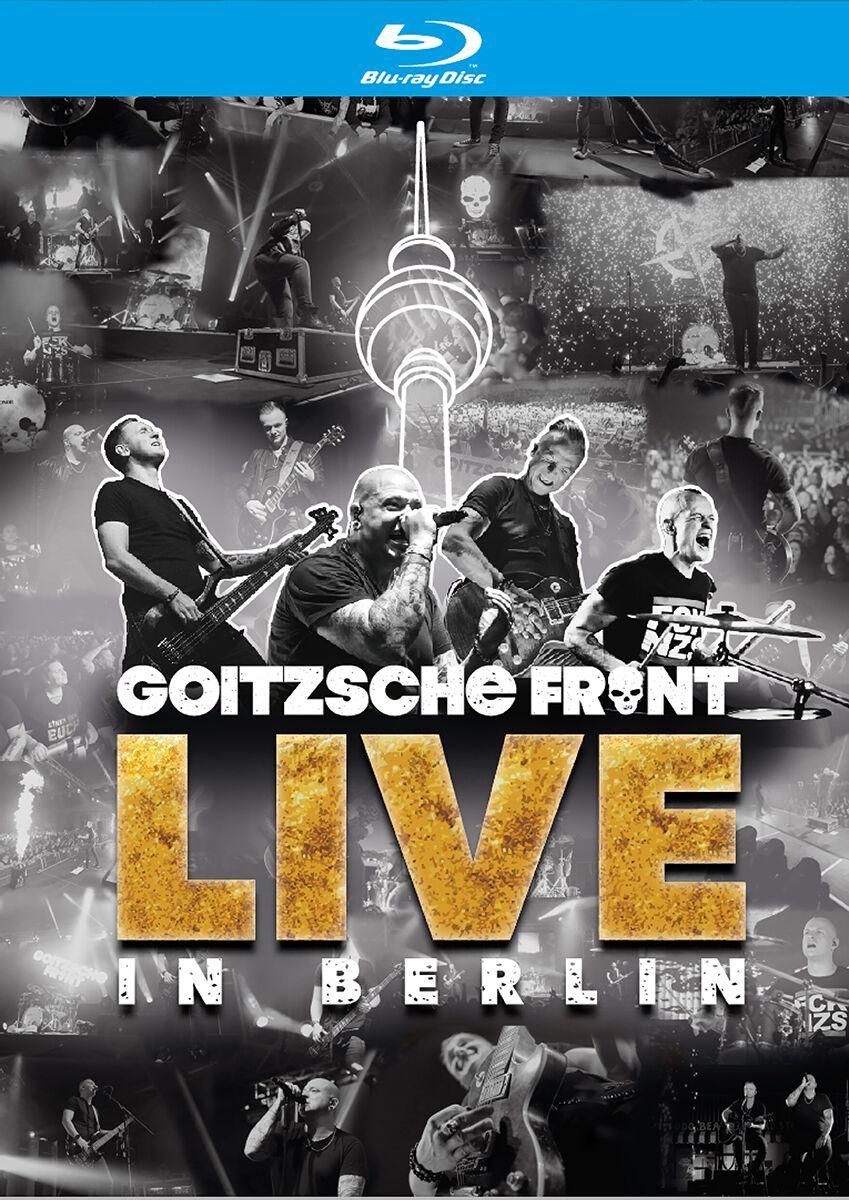 Image of Goitzsche Front Live in Berlin Blu-ray & 2-CD Standard