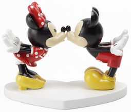 Minnie & Micky Kissing