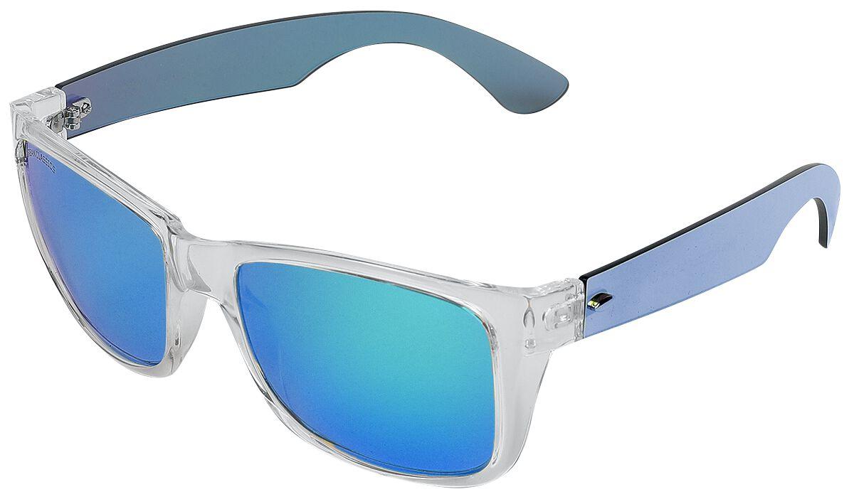 Sonnenbrillen - Urban Classics 110 Sunglasses Sonnenbrille blau  - Onlineshop EMP