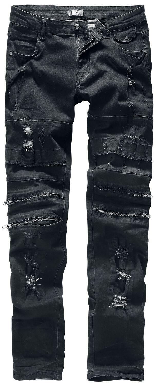 Rock Rebel by EMP Jared Jeans black