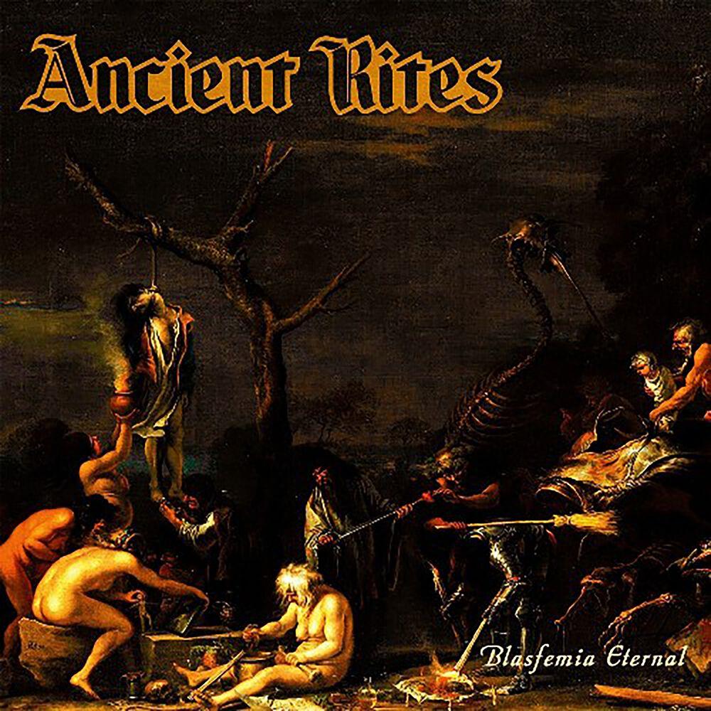 Image of Ancient Rites Blasfemia eternal CD Standard
