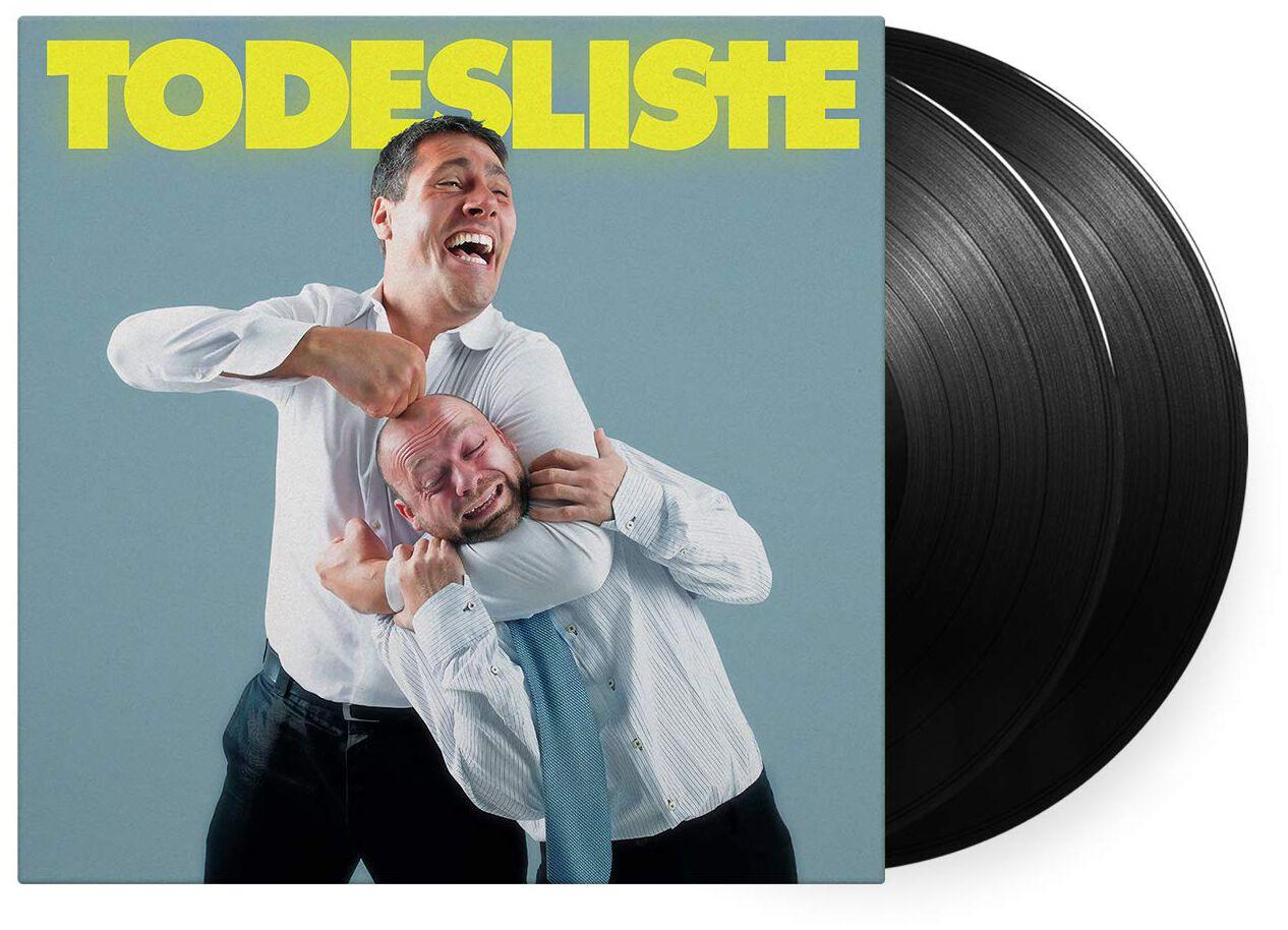 Image of Audio88 & Yassin Todesliste 2-LP Standard