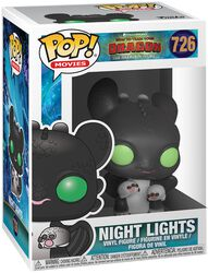 3 - Night Lights Vinyl Figure 726