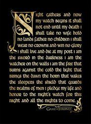 Nightwatch Oath