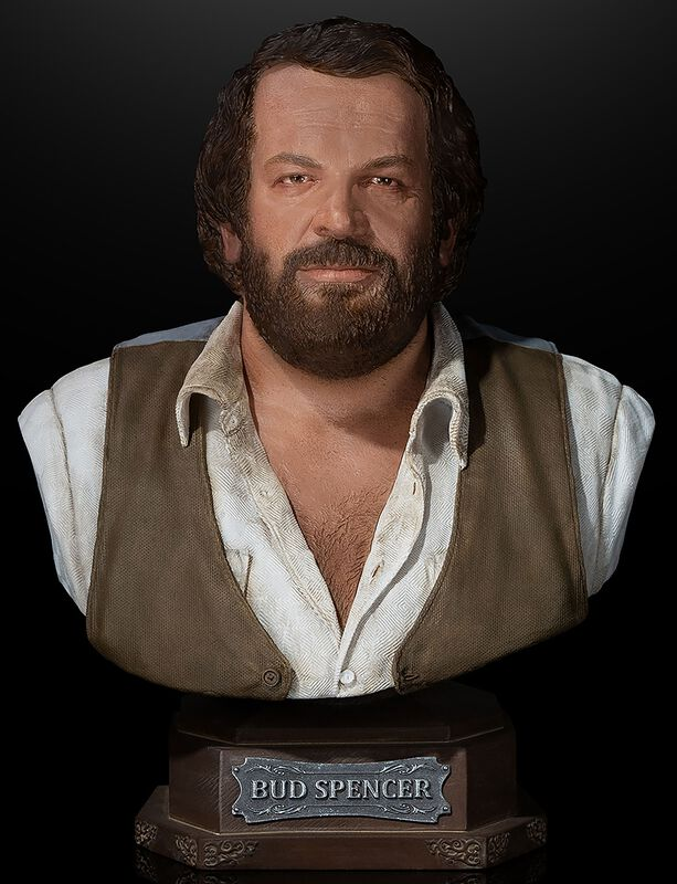 Bud Spencer Büste