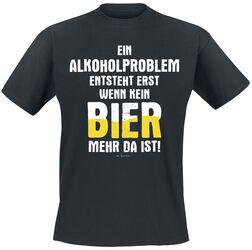 Ein Alkoholproblem entsteht erst ...
