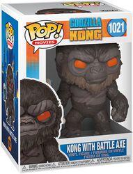 Kong With Battle Axe Vinyl Figur 1021