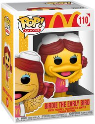 Mc Donalds Birdie The Early Bird Vinyl Figur 110