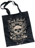 Shoppingbag Bad To The Bone
