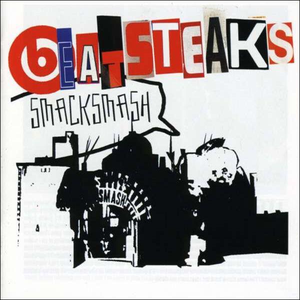 Image of Beatsteaks Smack smash CD Standard