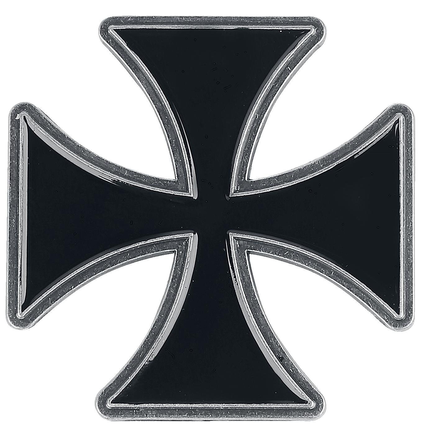 Iron Cross - Iron Cross - Pin - schwarz