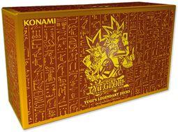 King of Games - Yugi's Legendary Decks Unlimited *Deutsche Version*