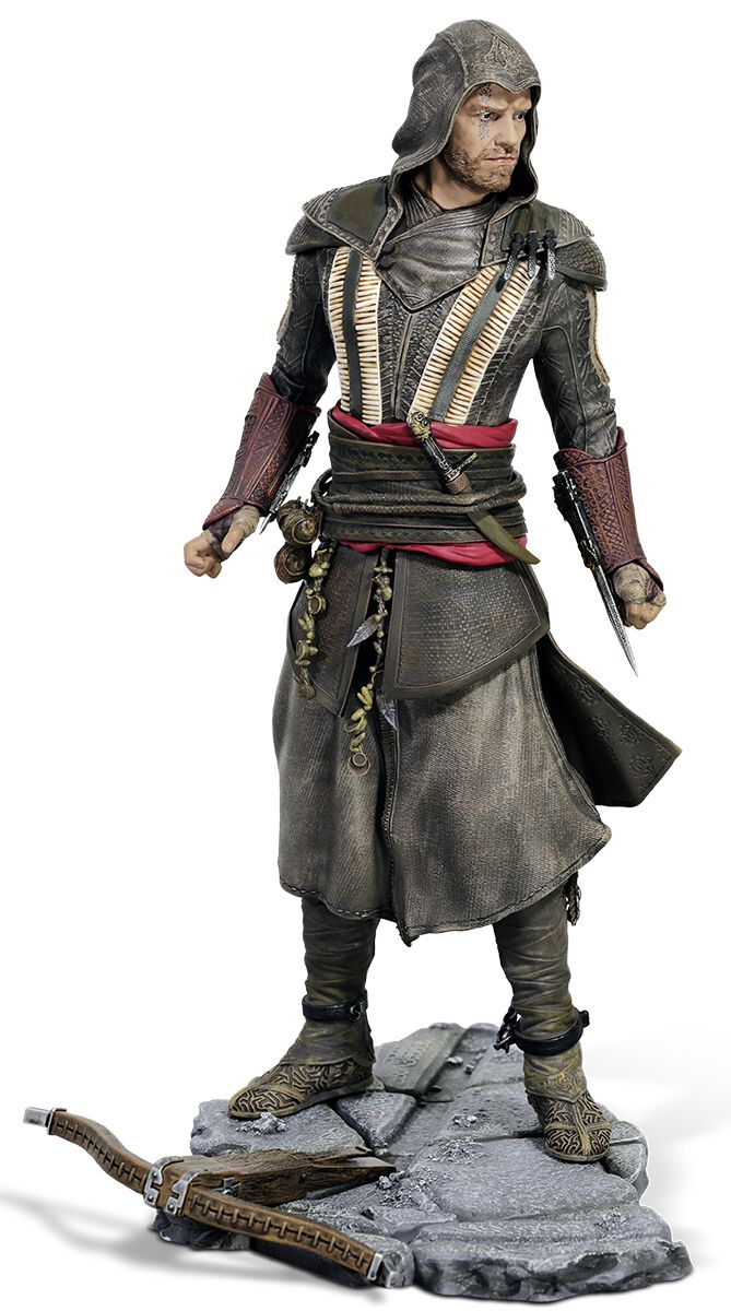 Image of Assassin's Creed Aguilar Statue Standard