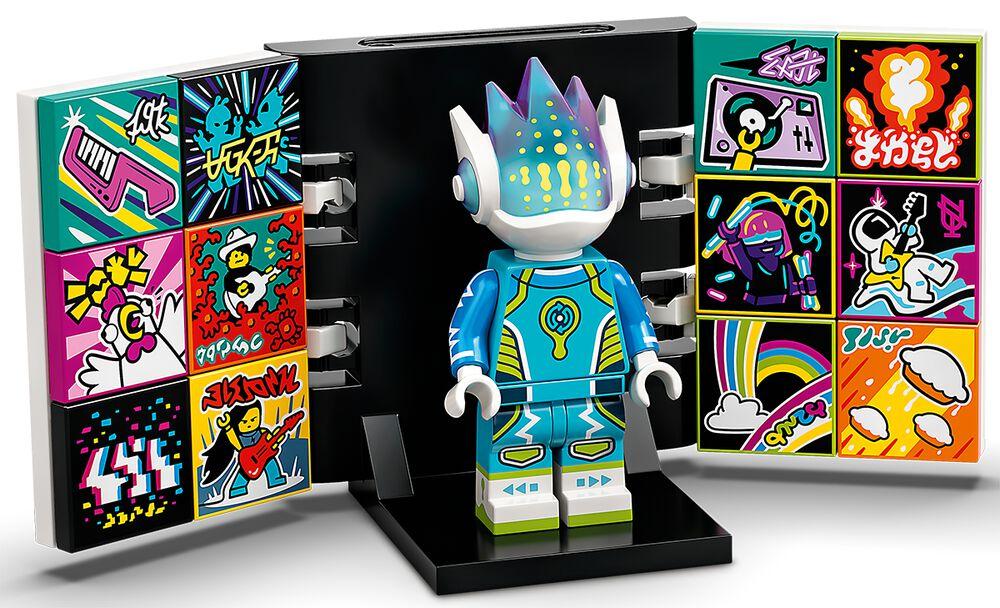 43104 - Alien DJ BeatBox