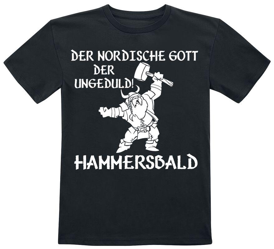 Kids - Der nordische Gott der Ungeduld! Hammersbald