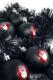 Weihnachtskugeln & Lametta
