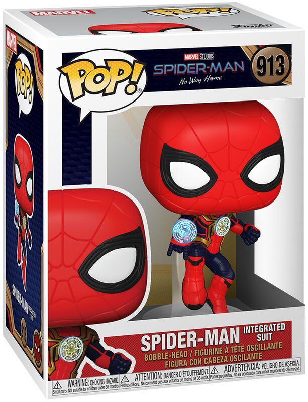 Spider-Man - Integrated Suit Vinyl Figur 913