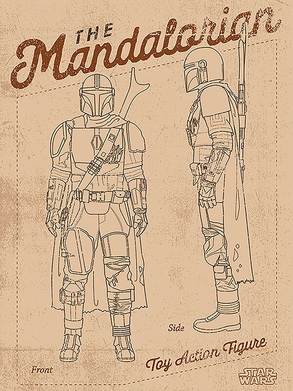 The Mandalorian - Action Figure