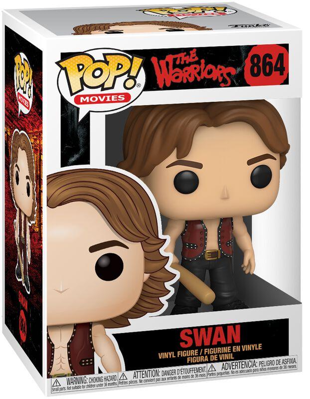 The Warriors Swan Vinyl Figur 864