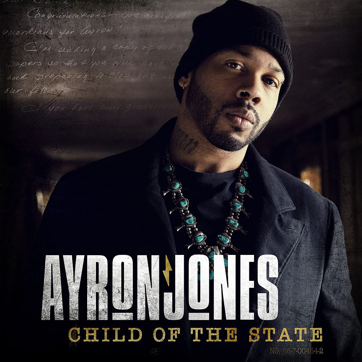 Image of Ayron Jones Child of the state CD Standard