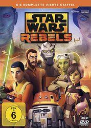 Star Wars Rebels - Die komplette vierte Staffel
