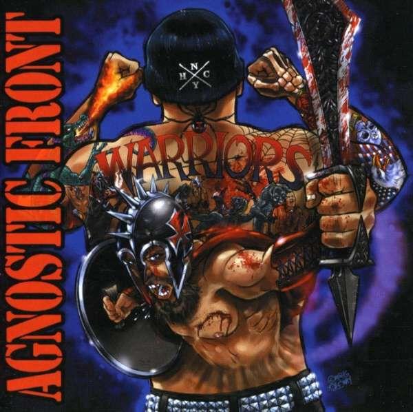 Image of Agnostic Front Warriors CD Standard