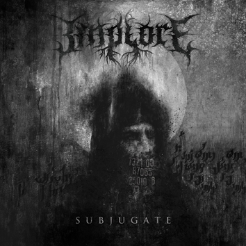 Image of Implore Subjugate CD & Patch Standard