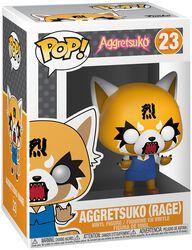 Aggretsuko (Rage) Vinyl Figure 23